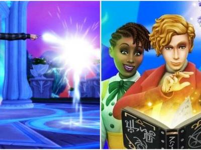 The Sims 4: Realm of Magic - Ultimate Spellcaster Guide