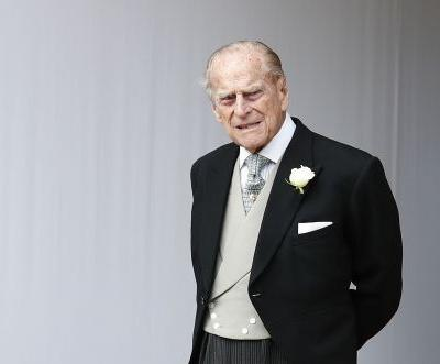 Prince Philip reportedly involved in car accident