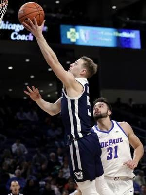 Butler dominates second half, drops DePaul 87-69