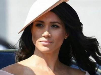 How Meghan Markle dared to break protocol at Queen's birthday parade