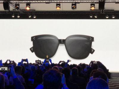 Huawei announces smart glasses with built-in speakers, AI assistant, NFC, and more