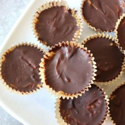 Chocolate Sunflower Seed Butter Cup