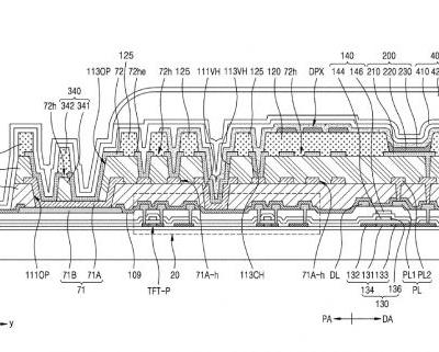 Samsung's Latest Patent Shows How Its War On Bezels Is Going