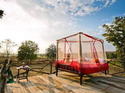 In the lap of nature: India's most stunning luxury wildlife resorts