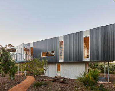 Wilderness House / Archterra Architects
