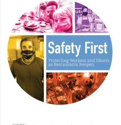 Weekend reading: Safety First for Restaurants