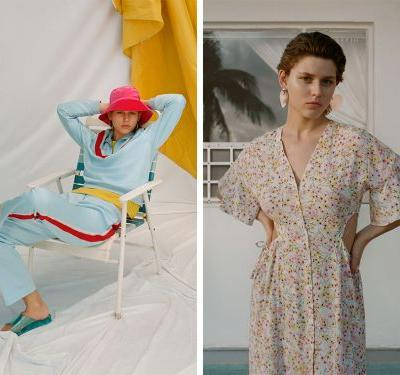 How To Style The Best Pieces In Topshop's High Summer 2018 Campaign