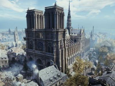 Assassin's Creed Unity Free on PC, Ubisoft Donating to Notre-Dame Restoration