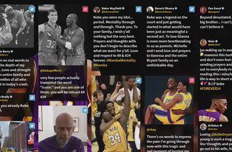 Social media reacts to the tragic death of Kobe Bryant and daughter Gianna