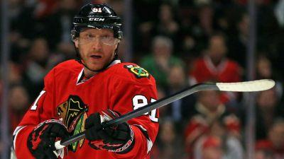 Marian Hossa's NHL career could be over because he's allergic to his equipment