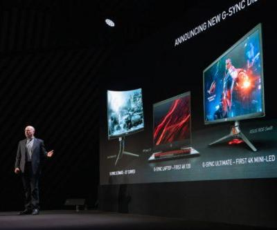 NVIDIA Kicks Off Computex, Supercharging Computers for Gamers and Creators, Driving AI at the Edge