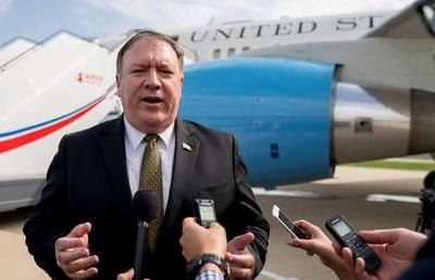 Replace Pompeo with someone 'more cautious & mature' if you want to talk, N. Korea tells US