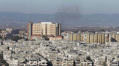 Over 35 people killed in multiple suicide bombings of military facilities in Homs, Syria - reports
