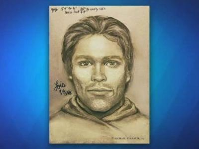 Trump Responds to Sketch of Man Who Allegedly Threatened Stormy Daniels: 'A Total Con Job!'