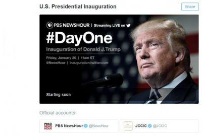 How to stream the Inauguration right now