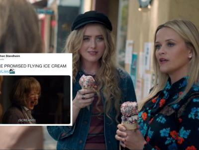 'Big Little Lies' Season 2 Cut That Viral Ice Cream Scene Fans Have Been Waiting For