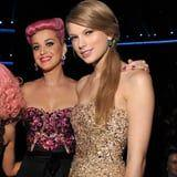 """Katy Perry and Taylor Swift Make Up Over Chocolate Chip Cookies: """"Peace at Last"""""""