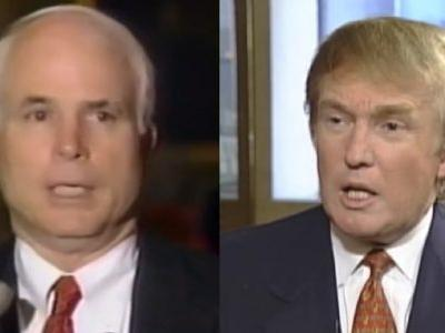 John McCain Torpedoed Trump's Attempt to Get Federal Aid For Luxury Housing in 1996