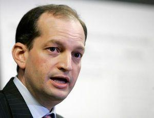 Labor secretary nominee faces Senate hearing, for 4th time