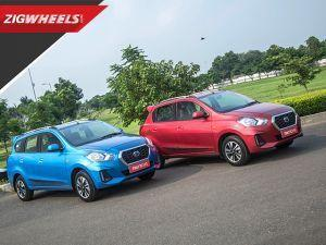 Datsun GO, GO+ CVT and First Drive Review