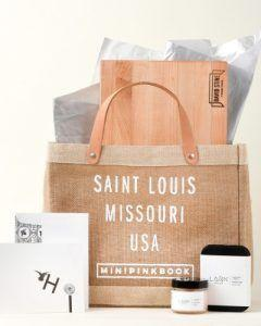 Four Seasons Hotel St. Louis Partners with MiniPinkBook for Exclusive Brick-and-Mortar Launch