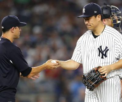 Tanaka didn't look like a go-to guy in a one-game playoff