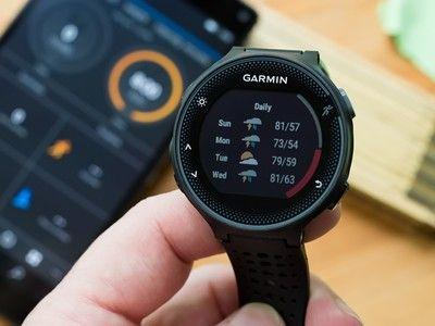 Go for a run and track your progress with the $140 Garmin Forerunner 235