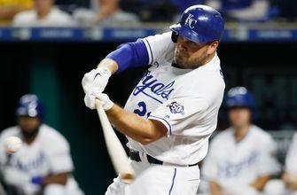Royals trade Lucas Duda to Braves for cash considerations