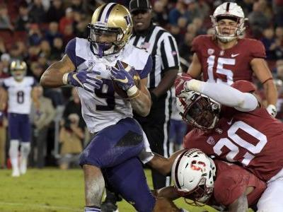 Washington leads Pac-12 power rankings ahead of crowded field, including Stanford, Utah, USC