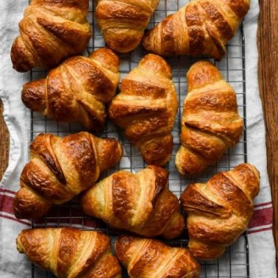 2-Day Classic French Croissants
