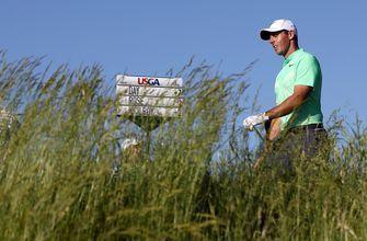 Rory McIlroy paid dearly for tempting the U.S. Open fescue gods