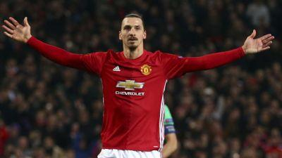 FA Cup: Ibrahimovic rescues Man United, Kane scores hat trick