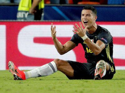 Red card robs Juventus star Cristiano Ronaldo, Champions League fans of momentous match