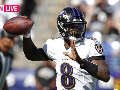 Ravens vs. Chiefs: Live score, updates, highlights from Week 3 showdown