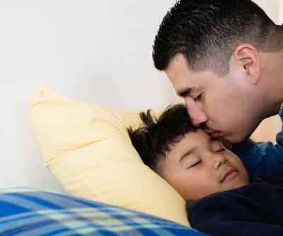 Hey Dads, You Need To Step Up At Nighttime Too