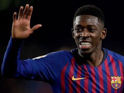 Dembele earns 9/10 in electric performance as Barca beat Leganes