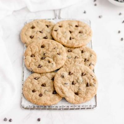 One-Bowl Chocolate Chip Cookies