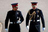 All the Dashing Royal Wedding Pictures of Prince Harry and His Best Man, Prince William