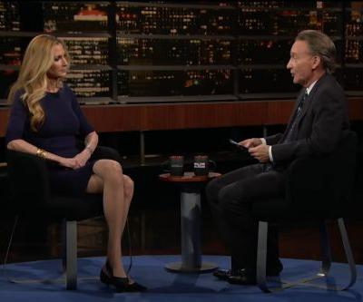 Ann Coulter Calls Donald Trump 'Biggest Wimp' Ever To Serve As POTUS, Appears On 'Real Time With Bill Maher'