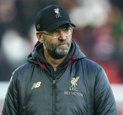 Six-point Premier League lead 'means nothing' to Liverpool - Klopp