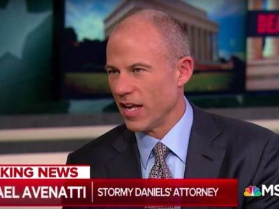 Michael Avenatti Reportedly Asked MSNBC President Phil Griffin For His Own Show