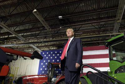 In Iowa, Trump ready to rally base, celebrate GOP resilience