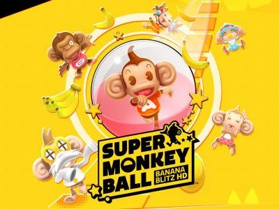 Super Monkey Ball: Banana Blitz HD Goes Fast With Special Guest Character Sonic