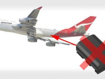 US Bans Lithium-Ion Batteries in Cargo of Passenger Flights