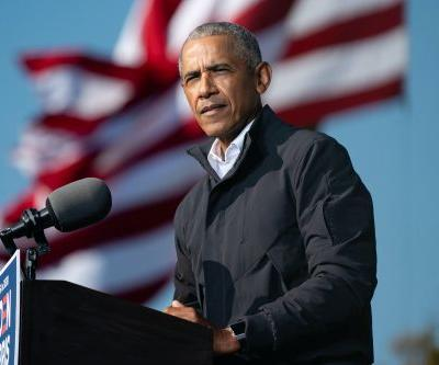 Barack Obama's 2021 Martin Luther King Jr. Day Tweet Is About Not Giving Up