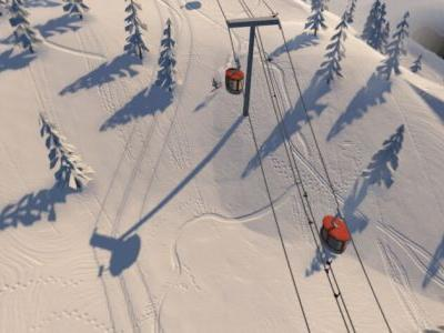 Open world skiing game Grand Mountain Adventure launches in 2 weeks