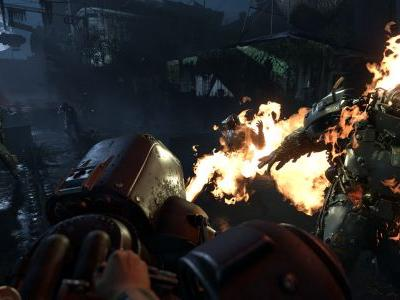 Wolfenstein 2: The New Colossus PC specs revealed, PC-specific features announced
