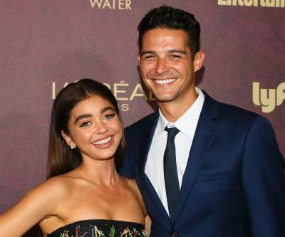 Wells Adams & Sarah Hyland's Relationship Timeline Is A Straight-Up Fairytale