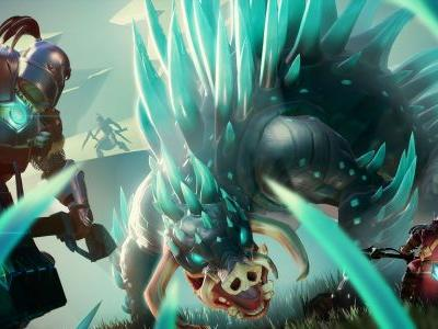 Co-op Action RPG Dauntless Hits PS4 in April
