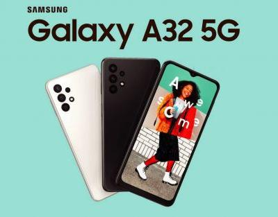 Samsung Galaxy A32 5G mid-range officially announced in Germany